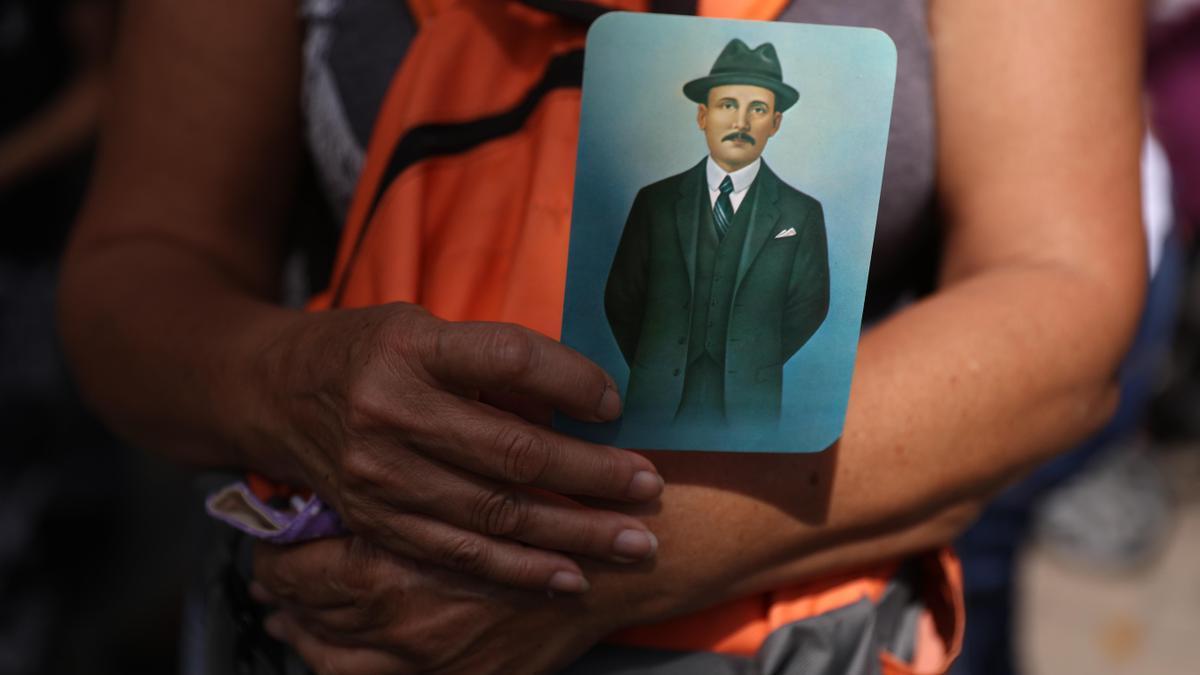El médico venezolano José Gregorio Hernández