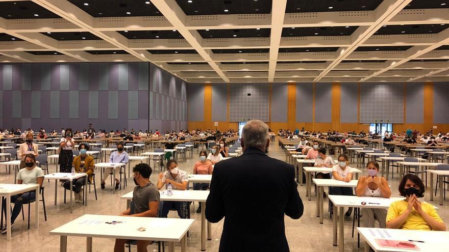 El 70,58% de los presentados aprueba la EBAU de julio en la ULPGC