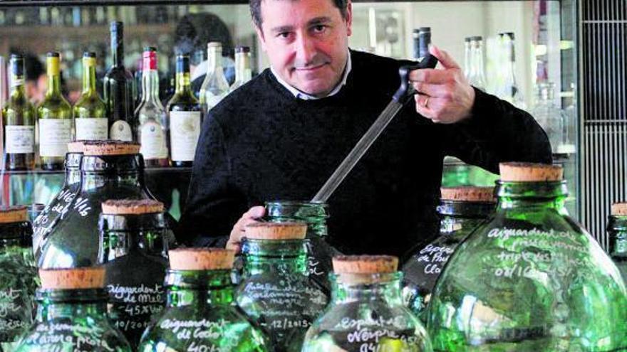 Els germans Roca trauran una nova línia de licors destil·lats