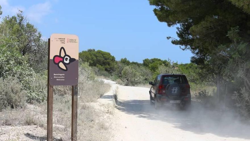 Alcalà pide que la Conselleria asuma el coste de restringir Irta a los coches