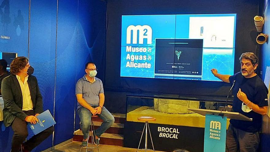 El Museo de Aguas de Alicante vuelve a la actividad cultural