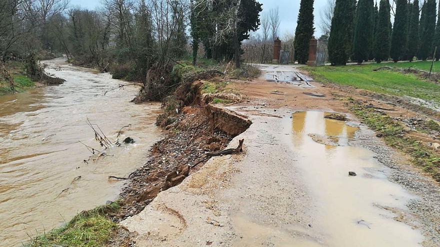 Fornells reposarà dos camins fluvials malmesos pel «Gloria»