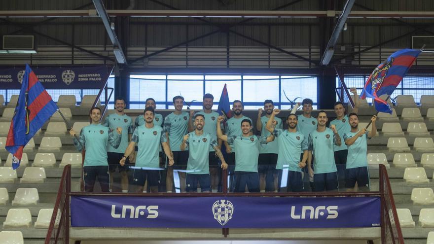 Horario y televisión del partido por el título del Levante UD FS