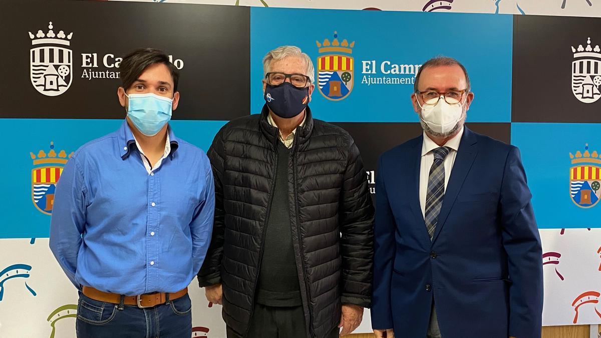 Convenios para subvencionar entidades deportiva en El Campello