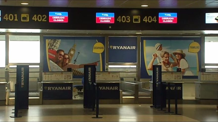 Ryanair cifra en cien los reubicados de las Islas y los sindicatos en 33