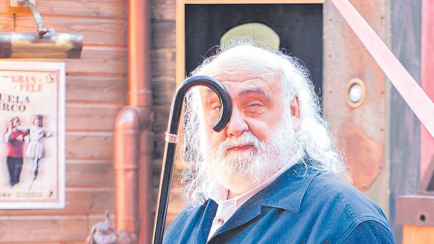La última obra del Gran Fele homenajeará a los mayores