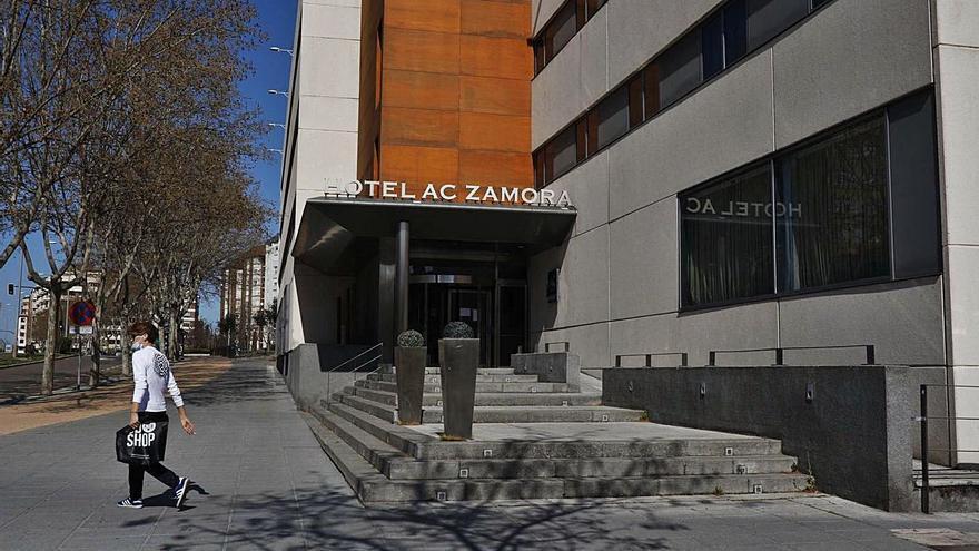 """Los hoteles zamoranos exigen ayuda urgente tras """"ocho meses sin ingresos"""""""