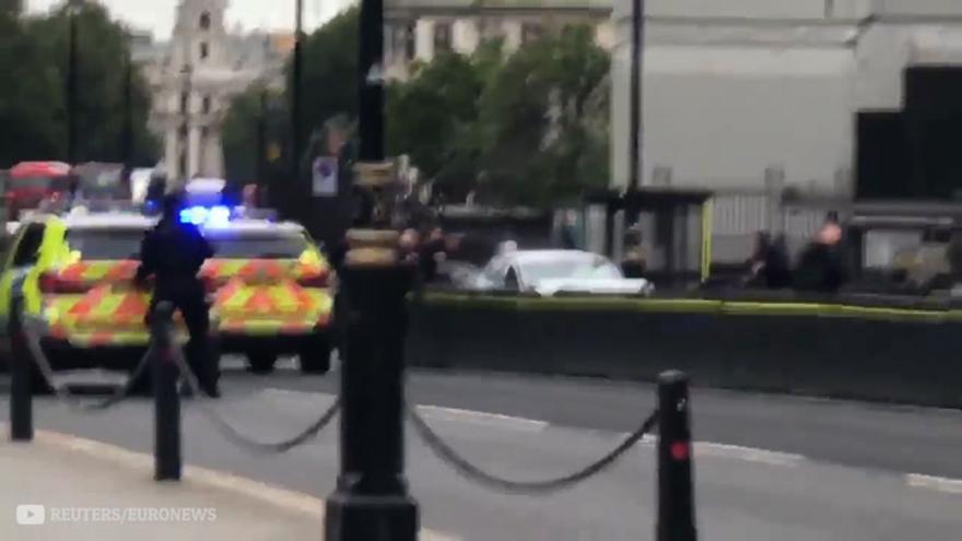 El terror vuelve a Westminster
