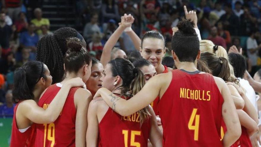 Cinco heroínas reivindican el deporte femenino