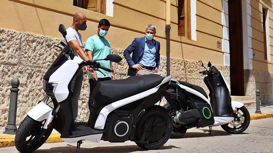 Más motos municipales contra el cambio climático