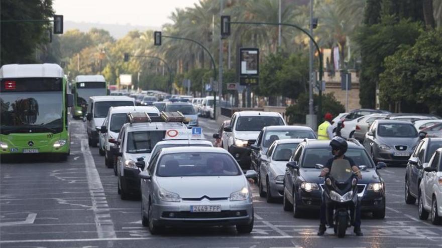 Córdoba dispone por fin de un mapa para reducir la contaminación acústica