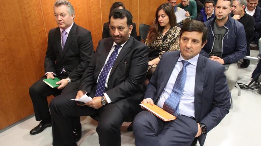 El juicio de Al-Thani por el fichaje de Esteban Rolón sigue adelante