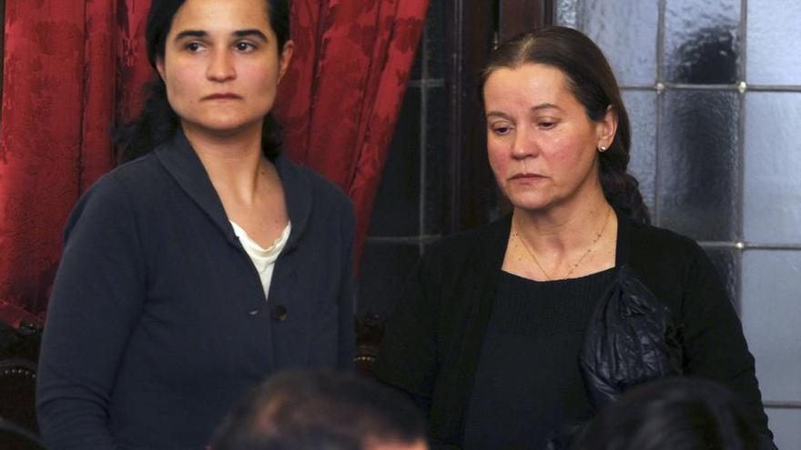 "Montserrat González: ""Dios me tiene perdonada"""
