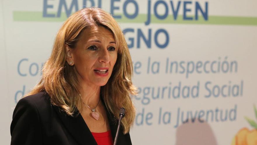Díaz desvela que la negociación presupuestaria con el PSOE arranca esta semana