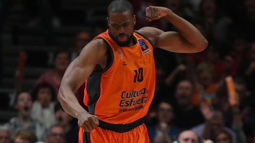 El Valencia Basket remonta y ve la final más cerca