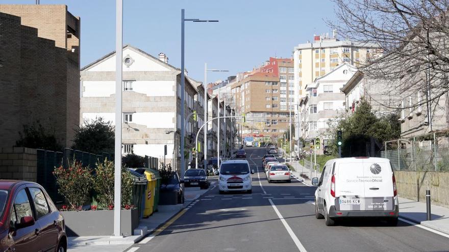 Espectacular persecución en Vigo que pudo terminar en tragedia