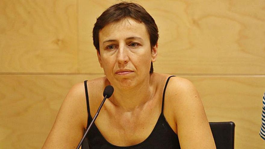 Laia Pèlach renuncia com a diputada provincial de la CUP