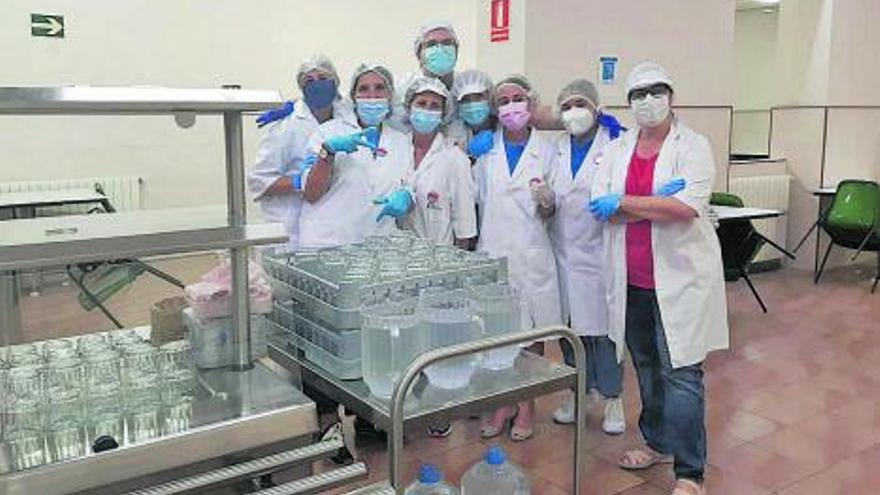 CaixaBank participa en el programa de voluntariado del Comedor Jesús Abandonado