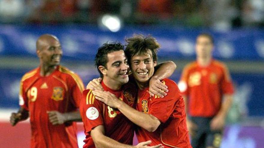 David Silva deja la selección española