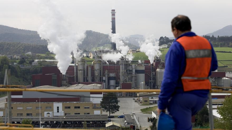 La ampliación de Ence en Navia incluirá una tercera caldera de energía renovable