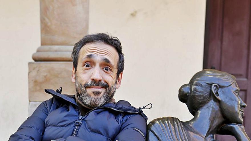 """José Manuel Zapata: """"Tenemos que darle una vuelta a la música clásica para buscar a un nuevo público"""""""