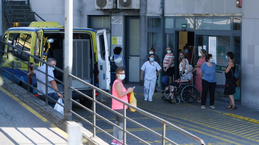 Pontevedra lidera la subida del coronavirus en Galicia