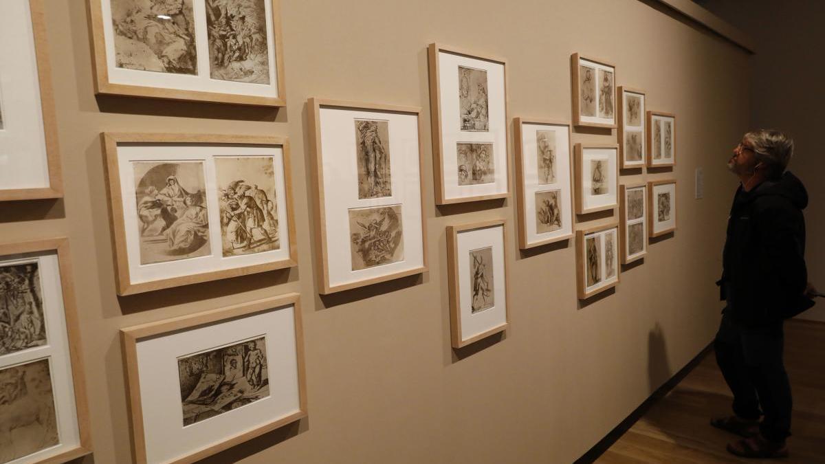 Exposición en el museo Casa Natal de Jovellanos