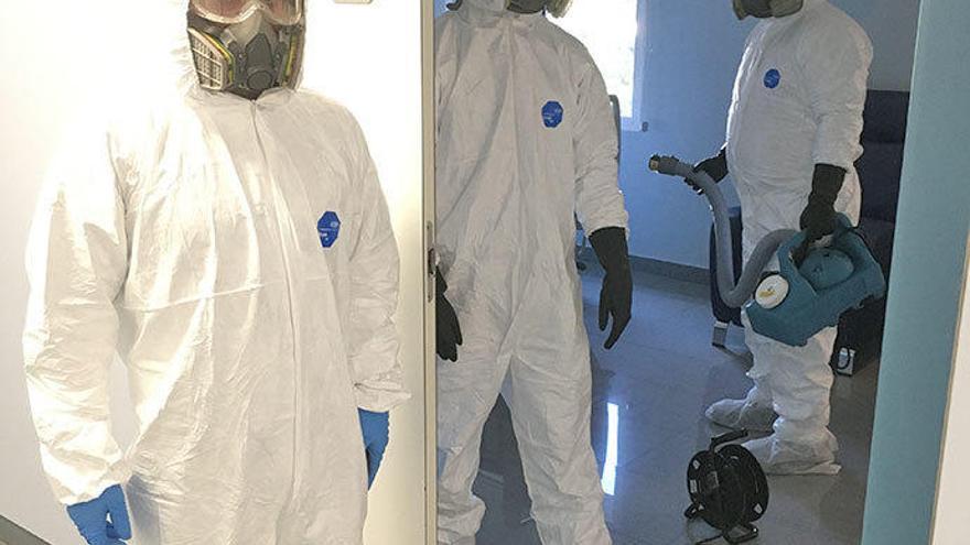 Juaneda Miramar es el hospital privado que más pacientes Covid derivados de la sanidad pública atiende en Balears