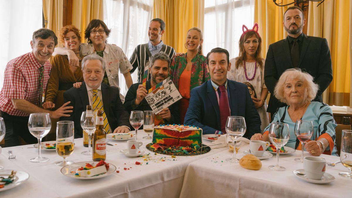 L'elenc del llargmetratge 'Camera Café'