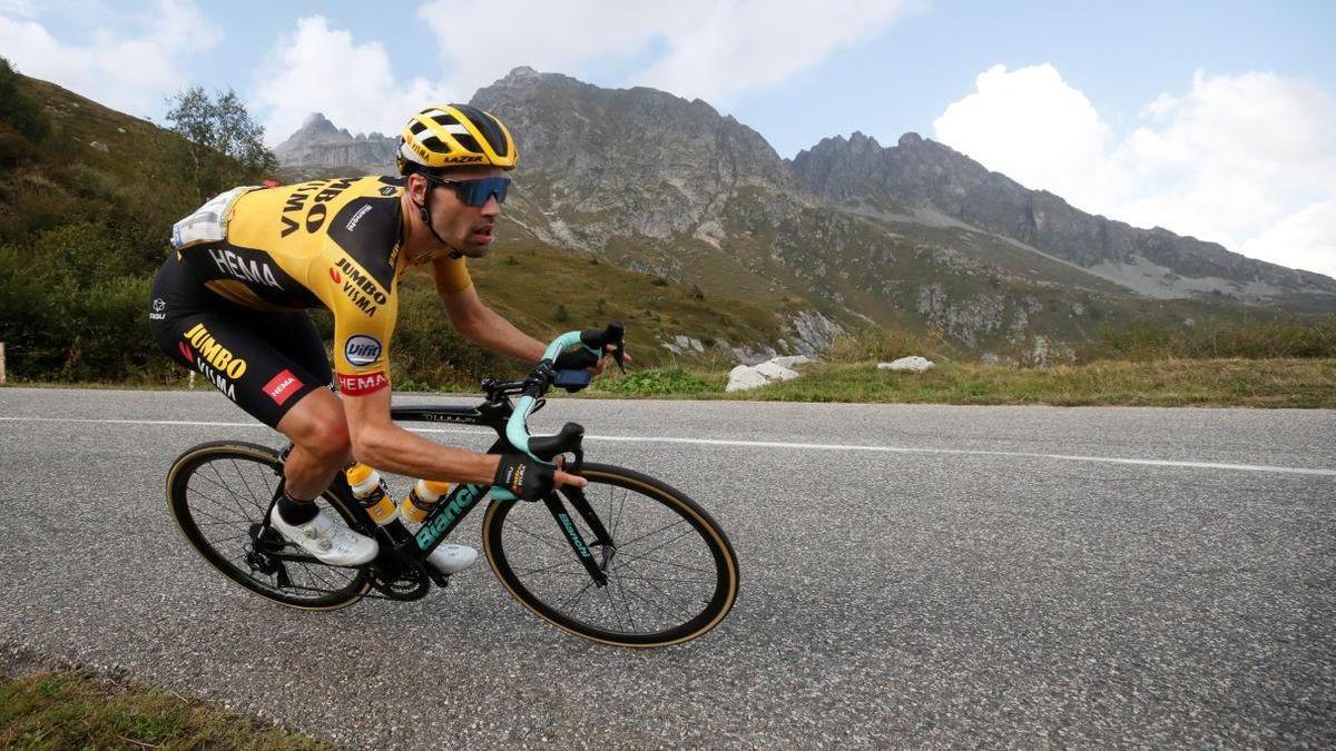 Tom Dumoulin, ser o no ser ciclista