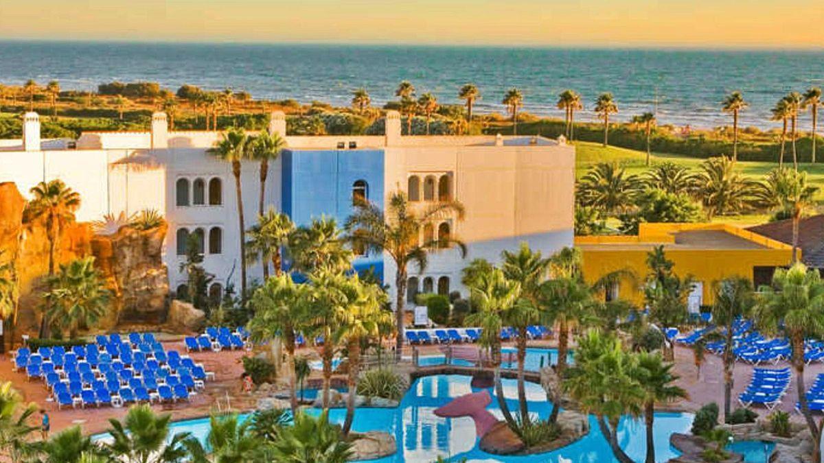 Hotel Senator Playaballena (Rota, Cádiz).