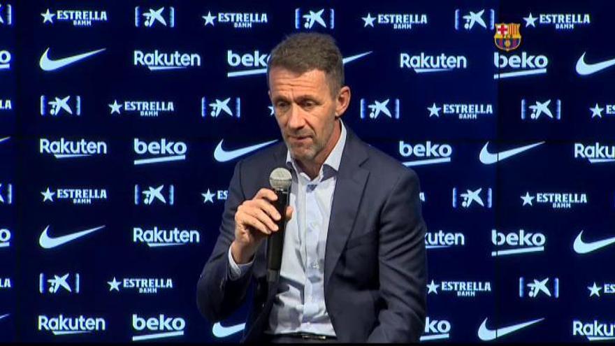 """El Barça insiste en que Messi """"se quede como líder"""""""