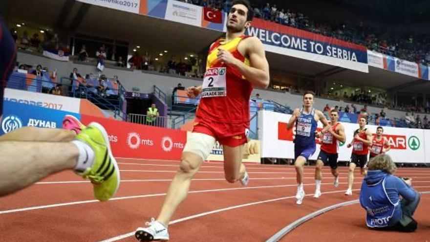 España firma su mejor Europeo en pista cubierta desde Turín 2009