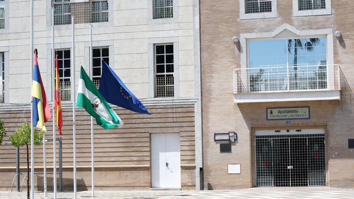 Ayuntamiento de Los Palacios y Villafranca.