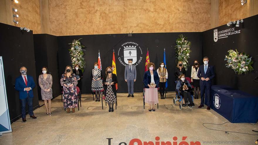 Gala del 'Día de la Mujer' en Caravaca