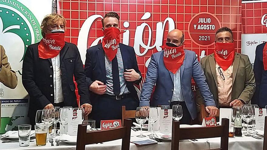 Gijón, capital bonitera del norte de España