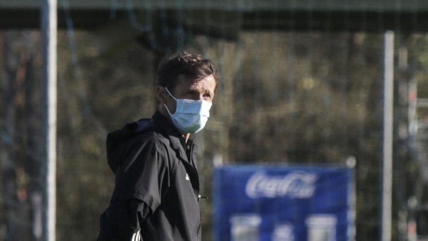 La lista de convocados del Oviedo para recibir al Fuenlabrada: un regreso y dos ausencias