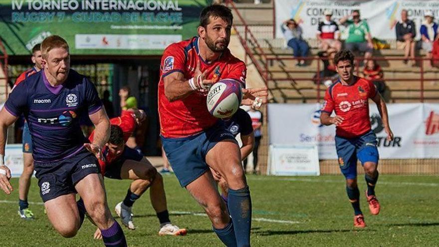 Javier de Juan vuelve a competir con España
