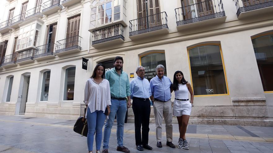 El hostel de Pablo Picasso y Blas Infante