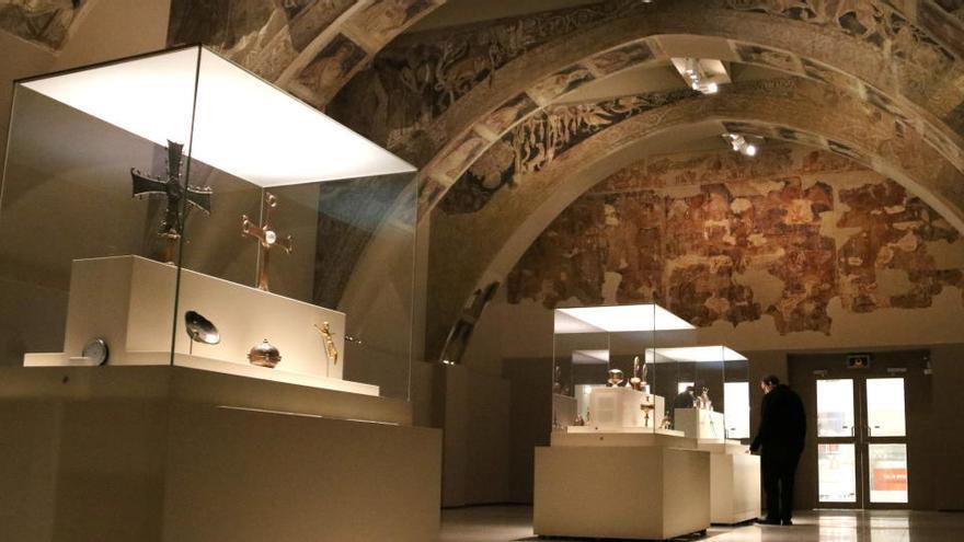 L'audiència d'Osca confirma que les pintures de Sixena han de tornar a Aragó