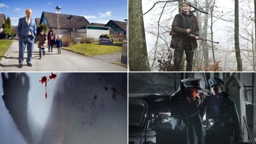 Ciclo de cine escandinavo: Den 12. mann