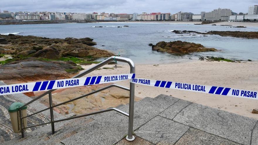 La alerta por temporal obliga a cerrar los parques y jardines de la ciudad