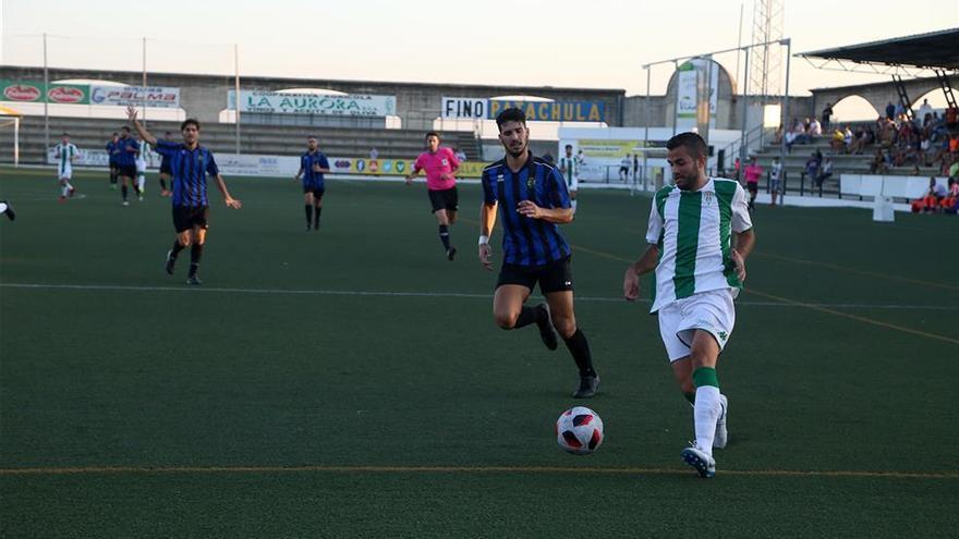 El Córdoba B de Marrero arranca con victoria (2-0)