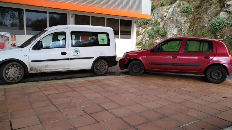 Ingresa en Montecelo el hombre que causó los altercados en la Autovía do Salnés