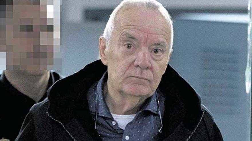 Un testigo protegido del caso Cursach vuelve a sufrir una agresión y pierde un diente