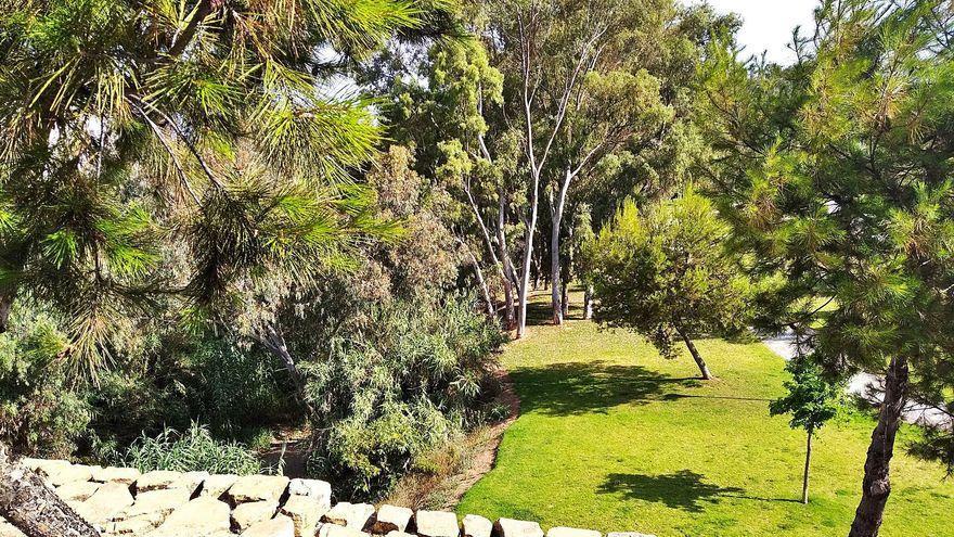 El barrio de Soliva y su majestuoso arroyo