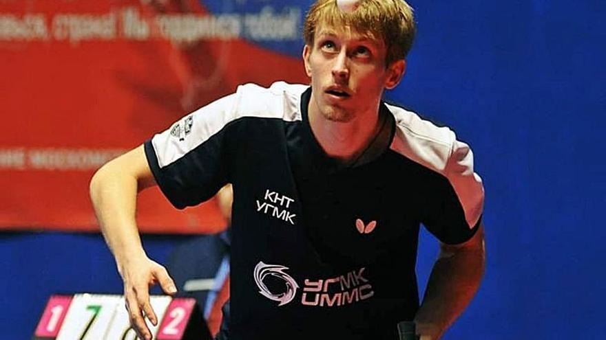 El ruso Kirill Shvets, última adquisición en el Santjosep.net para la temporada 2021-22