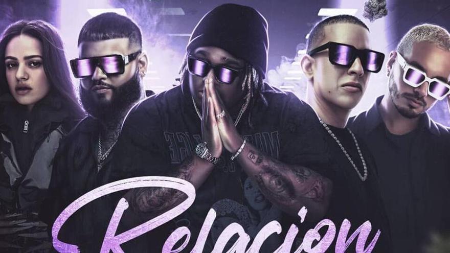 Rosalía, Daddy Yankee, J Balvin y Farruko se suman a 'Relación', lo nuevo de Sech