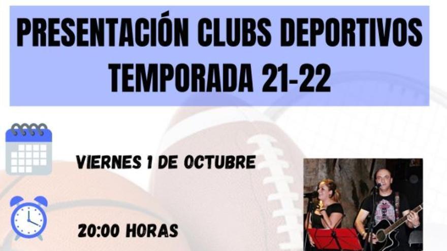 Morales del Vino presenta los clubs deportivos de la temporada