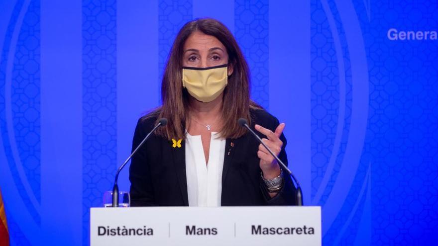 """Cataluña pedirá """"si se precisa"""" el estado de alarma"""